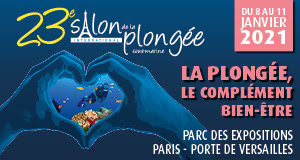Annulation Salon de la plongée